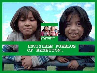 Benetton. Comunicato Mapuche dall' Argentina.