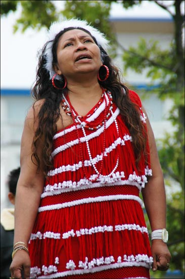 Indigenous people in The Netherlands: Surinam