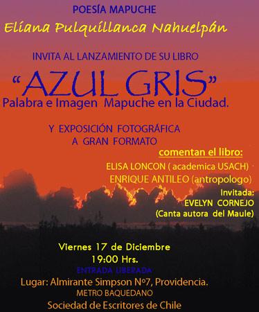 Poesia Mapuche de Eliana Pulquillanca Nahuelpán